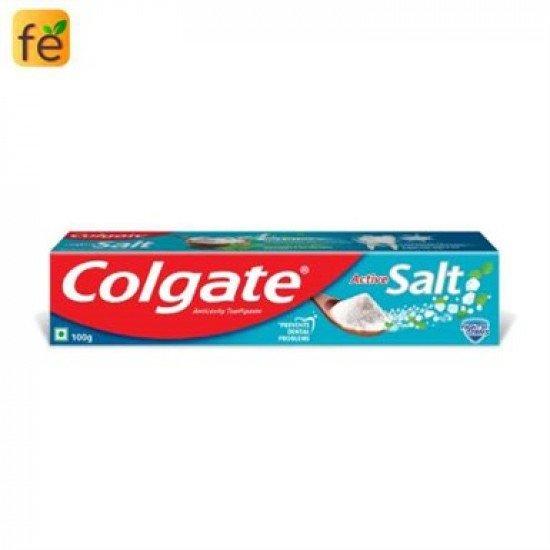 Colgate Toothpaste Active Salt 100 G Salt